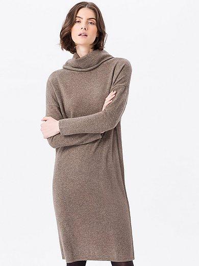 Peter Hahn - La robe en pure laine de yack, col roulé