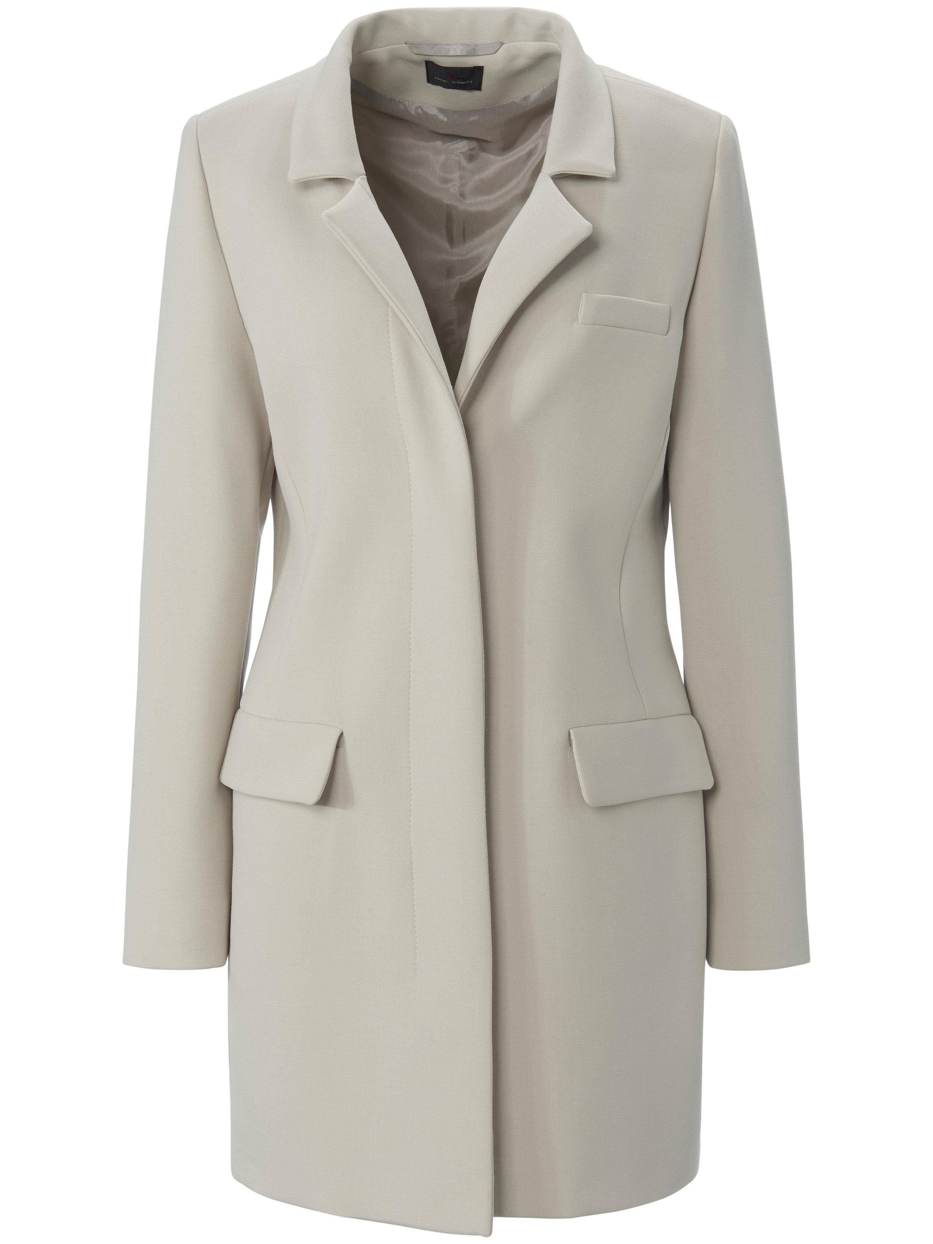 Le manteau 3/4  Fuchs & Schmitt beige taille 40