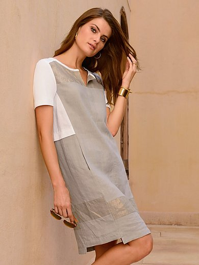 Riani - Dress with 1/2-length sleeves