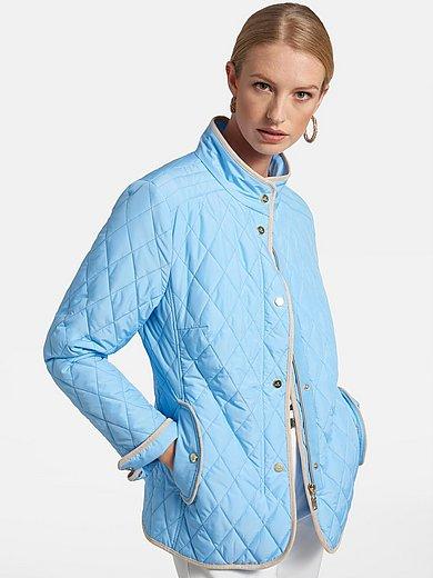Basler - Jacke mit paspelierten Säumen
