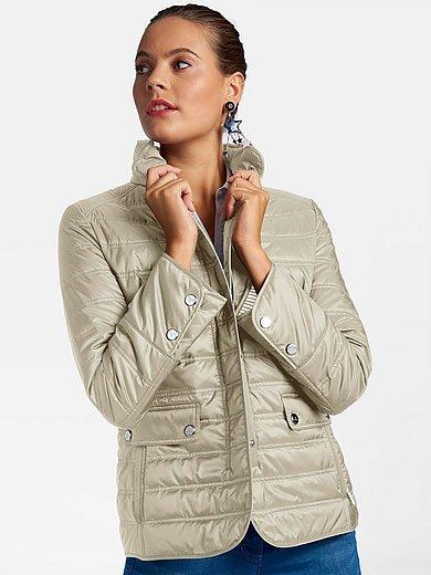 Basler - Gewatteerde jas in eersteklas sandwichstiksel