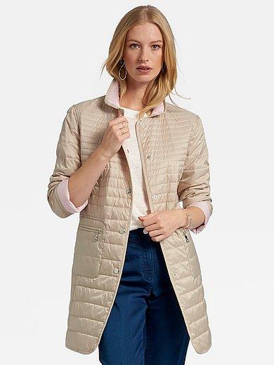 Basler - La longue veste matelassée réversible