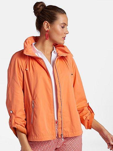 Basler - La veste infroissable à capuche