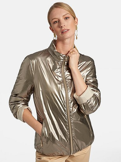 Basler - Vendbar jakke med ståkrave