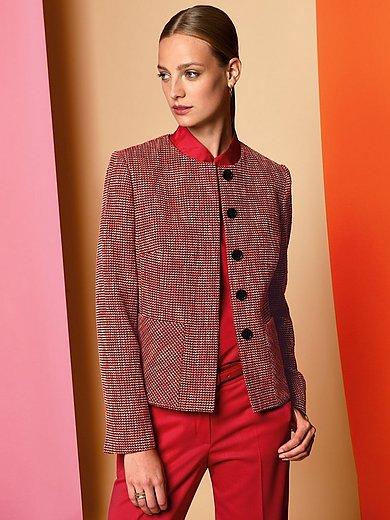 Fadenmeister Berlin - La veste en tissu multicolore