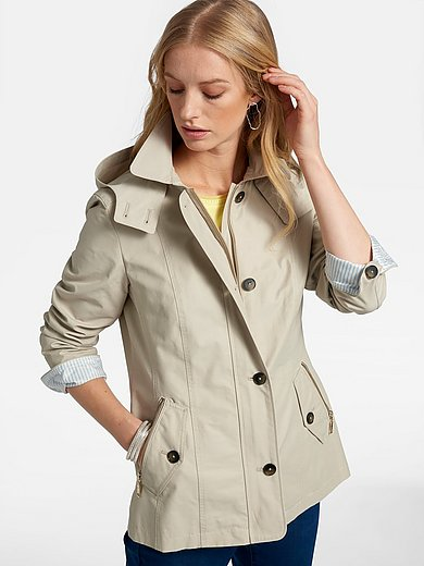 Basler - Jacket with detachable hood