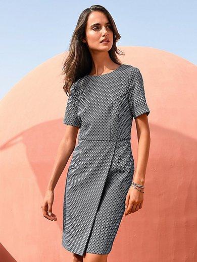 St. Emile - Jersey-Kleid mit 1/2-Arm