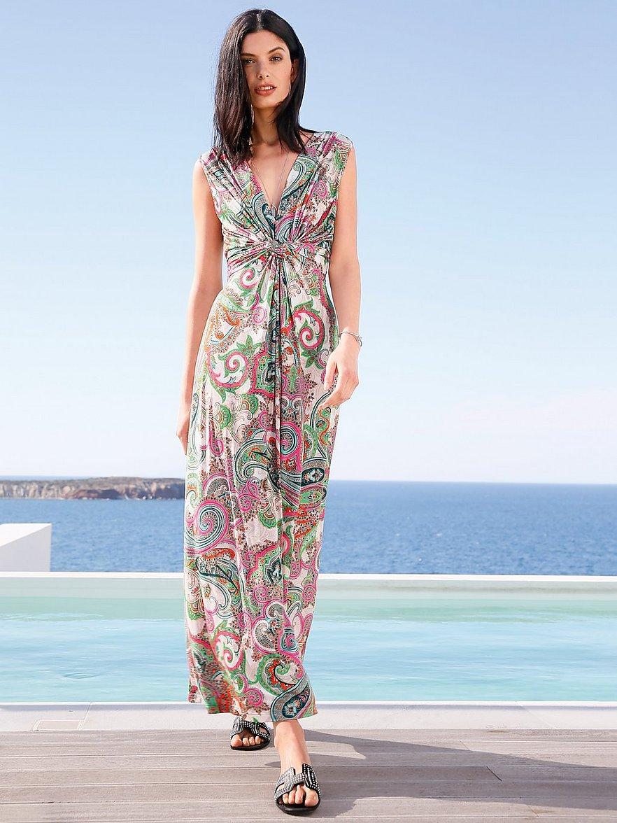 Uta Raasch   Maxi Kleid   Multicolor
