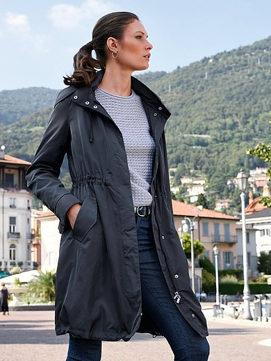 MYBC - Lang jakke med krave