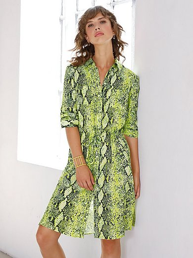 Looxent - Summer dress with 3/4-length sleeves