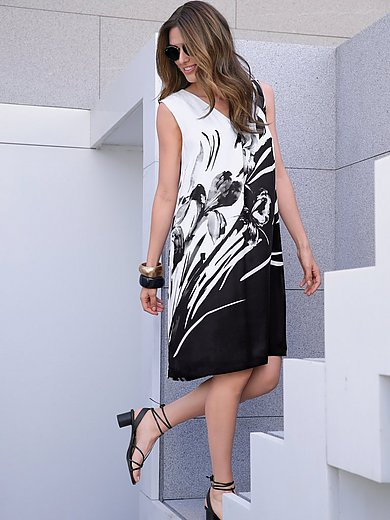 Emilia Lay - La robe sans manches à buste doublé