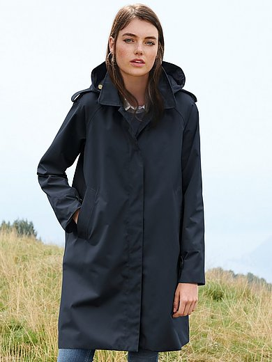 Barbour - Wasserdichte Longjacke