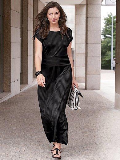 Emilia Lay - Jersey-Kleid mit überschnittener Schulter