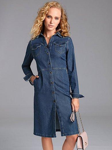 MYBC - Jeansjurk in recht model