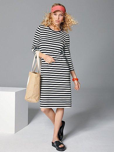 MYBC - Jersey-Kleid mit 3/4-Arm