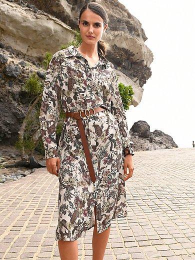 MYBC - Kleid im Hemdblusen-Schnitt