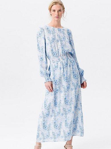 Uta Raasch - Maxi-Kleid mit 1/1-Arm