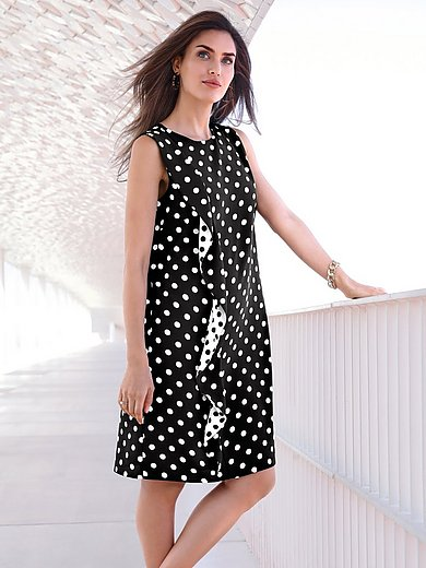 Emilia Lay Ärmlös klänning svart