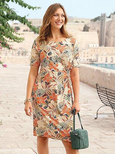 Anna Aura - La robe en jersey avec détail noué