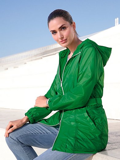 Emilia Lay - La veste à capuche