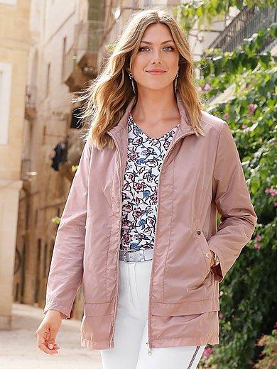 Anna Aura - La veste outdoor col montant