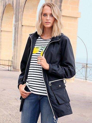 Anna Aura - La veste outdoor à capuche