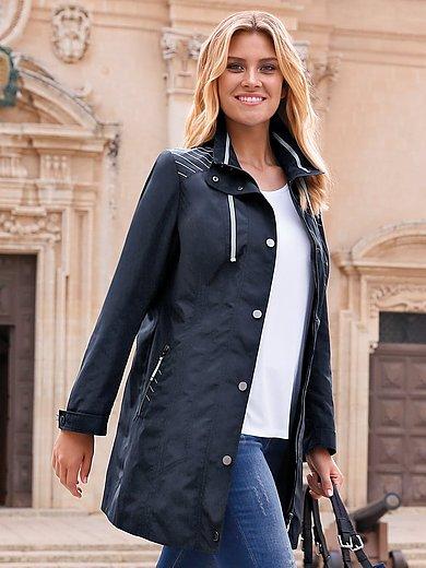Anna Aura - La veste outdoor à col montant