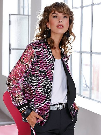 Looxent - Blouson jacket with print