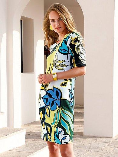 ZAIDA - La robe encolure dégagée