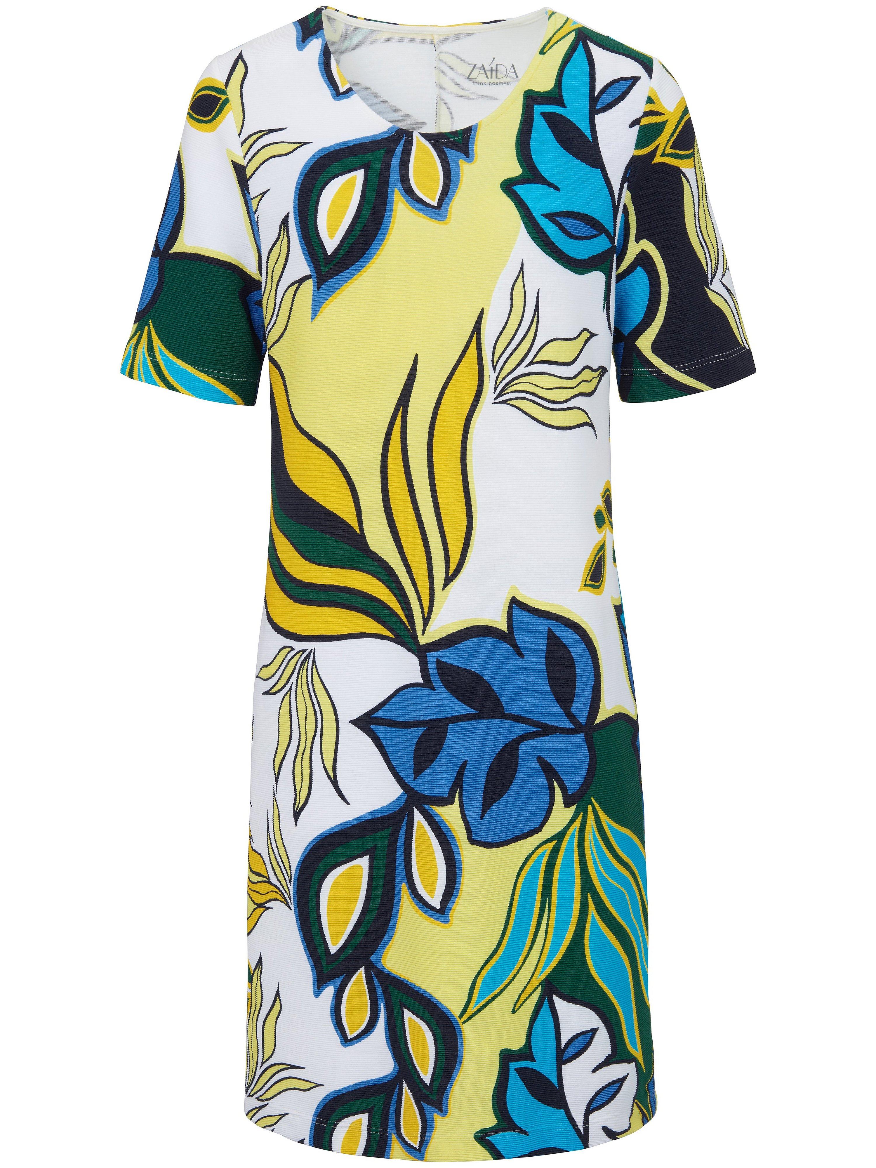La robe encolure dégagée  ZAIDA multicolore taille 48
