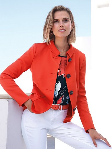 Gerry Weber - Slightly tailored jersey blazer