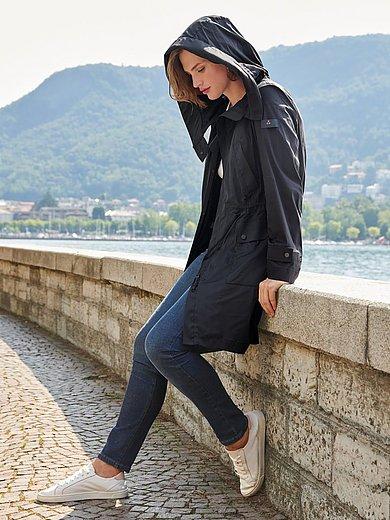 Peuterey - Lang jakke med hætte