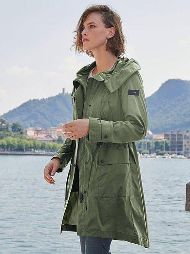 Peuterey - La longue veste à capuche
