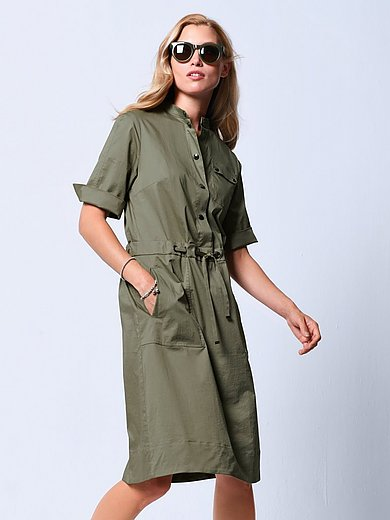 Bogner - Dress with short sleeves