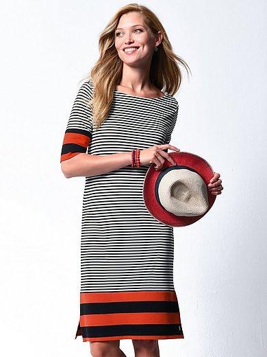 Bogner - Jerseyklänning med kort ärm