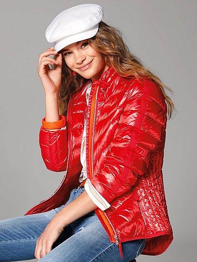 Brax Feel Good - Quiltet jakke med ståkrave