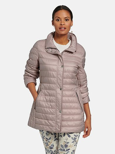 Fuchs & Schmitt - Doorgestikte jas met staande kraag