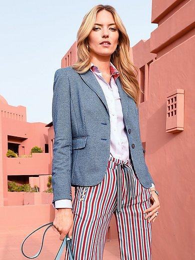 Schneiders Salzburg - Jersey blazer in 100% cotton