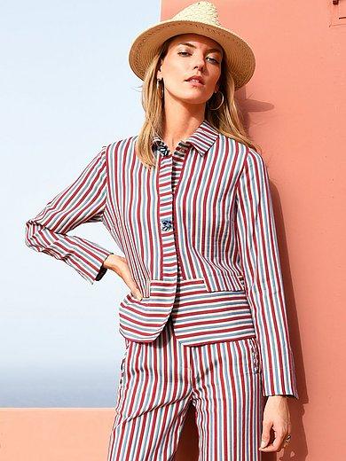 Schneiders Salzburg - Jacket with stripe design