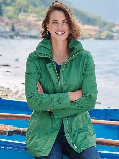 Fuchs & Schmitt - Rainwear-jakke med nedfaldende ståkrave