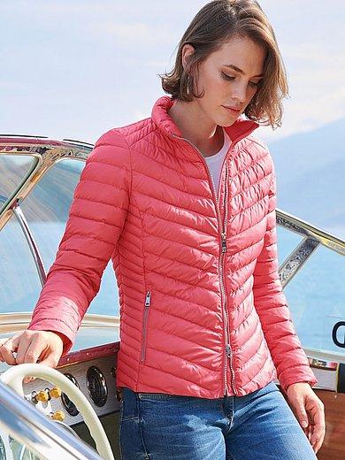 Fuchs & Schmitt - Quiltet jakke med ståkrave