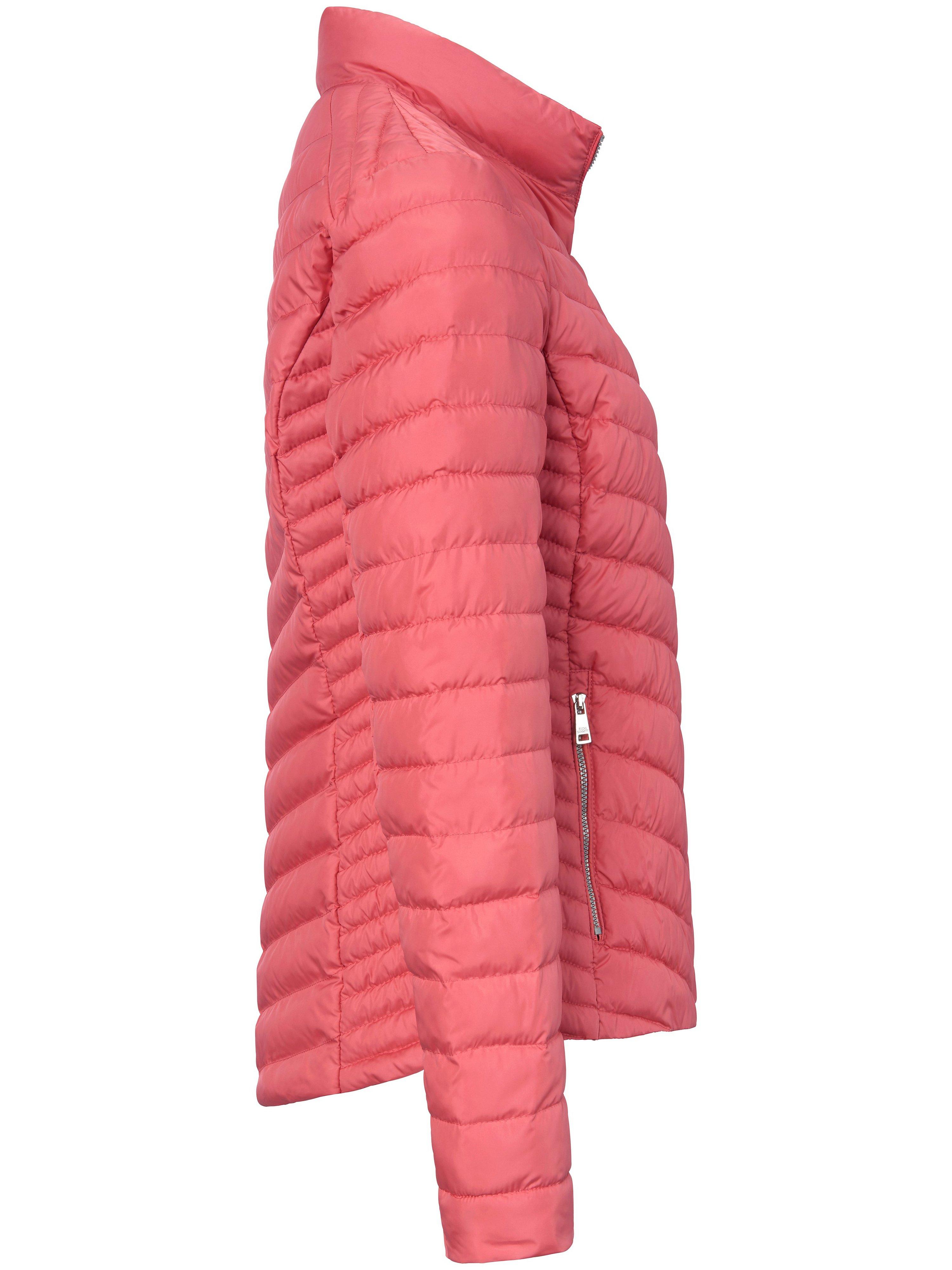 Quiltet jakke ståkrave Fra Fuchs & Schmitt pink