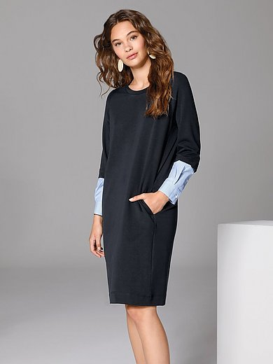 Margittes - Jersey dress in 100% cotton