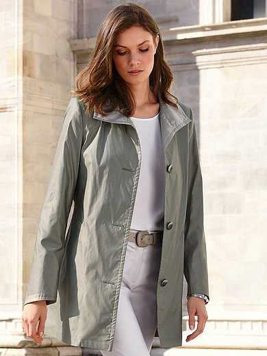 Peter Hahn - Jacket in flattering A-line shape