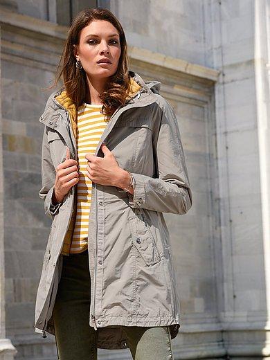 MYBC - 3-i-1-jakke med udtagelig quiltet vest