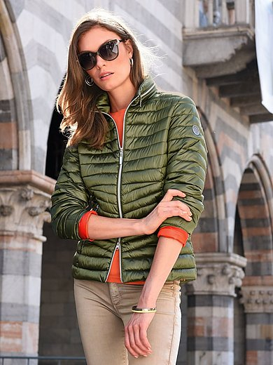 Green Goose - Gewatteerde jas met warme, vederlichte vulling