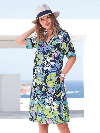 Betty Barclay - Kleid mit V-Ausschnitt
