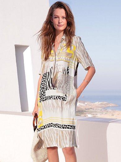 Just White - La robe manches courtes