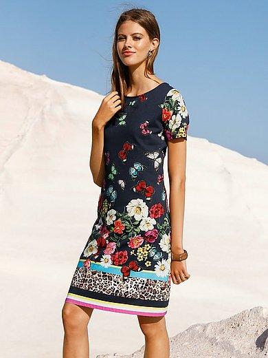 ZAIDA - La robe en jersey manches courtes