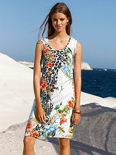 ZAIDA - Ärmelloses Jersey-Kleid